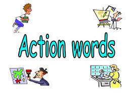 action - List Of Action Words