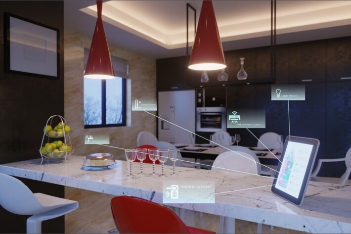 How Technology Is Changing The Future Of Interior Design