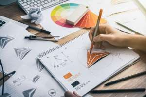 Logo Design Process scaled 2 300x200 - 7 Principles Of An Effective Logo Design For Your Brand