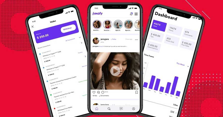 Lucrative to launch a revived OnlyFans clone app - Lucrative to launch a revived OnlyFans clone app
