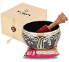What are the different singing bowls