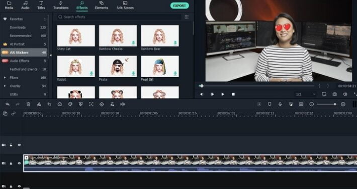 Wondershare Filmora 10.5 11 - How To Make A Video That Stands Out? Wondershare Filmora 10.5 Detailed Review