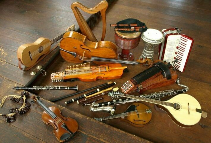 Musical Instruments to Learn