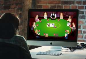 Playing Online Poker scaled 2 300x204 - 5 Common Bluffing Mistake You Need to Avoid When Playing Online Poker