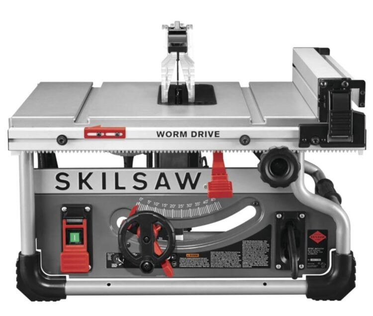 SKILSAW SPT99T 01 750x637 1 - 3 Table Saw Cheapest Price: Reviews & Top Choices [2021 Updated]