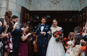 videographer wedding 1 300x196 - 5 Reasons Why Hiring a Videographer for Your Wedding Is Necessary